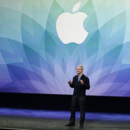 After Steve Jobs, Apple Steps Up Giving