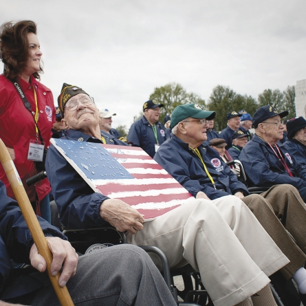 The Face of Philanthropy: A Memorial Salute to Veterans