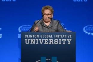 Donna Shalala Ready for 'Messy' Job Leading Clinton Foundation