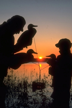 Ducks Unlimited Sets Its Sights on $2 Billion for Wetlands