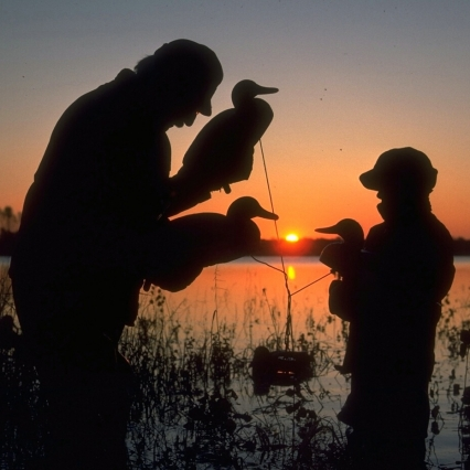 Ducks Unlimited Sets Its Sights on $2 Billion for Wetlands