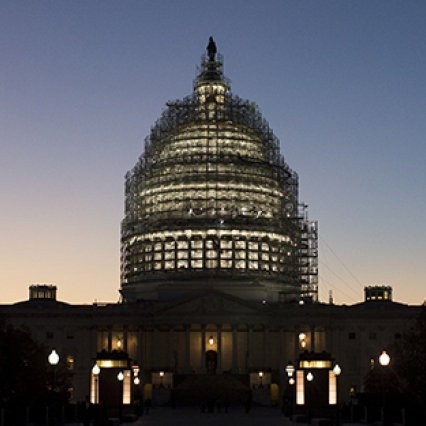 Can Philanthropy Fix Congress?