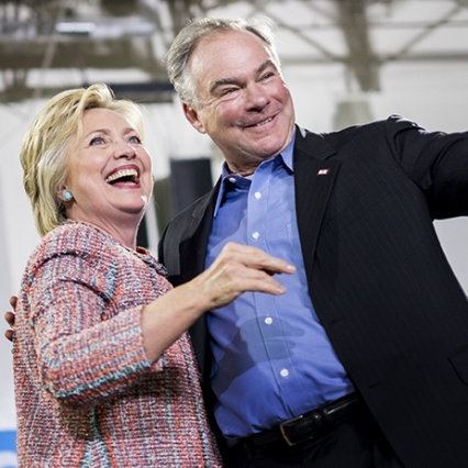 Vice Presidential Contender Kaine Pushed for Cap on Tax Deductions