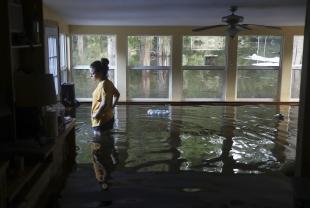Donations for La. Flood Victims Lag Far Behind Katrina Tally