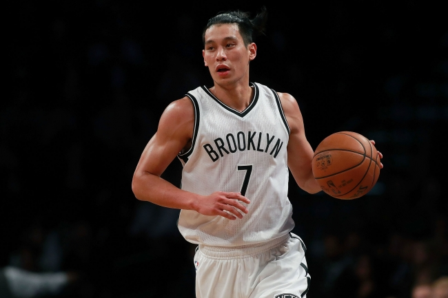 9fa572a46 Brooklyn Nets point guard Jeremy Lin donated  1 million to his alma mater