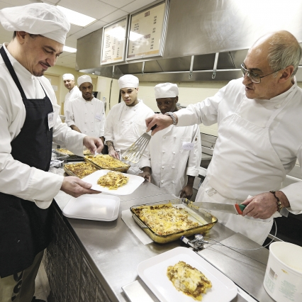 Chicago Prison Charity Dishes Out Life Lessons and Gourmet Food