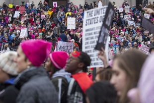 Women's March Protesters Urged to Join Nonprofits