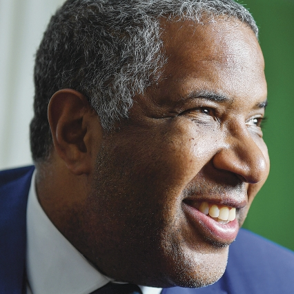 Wealthy Financier Helps Build Momentum for Black Philanthropy