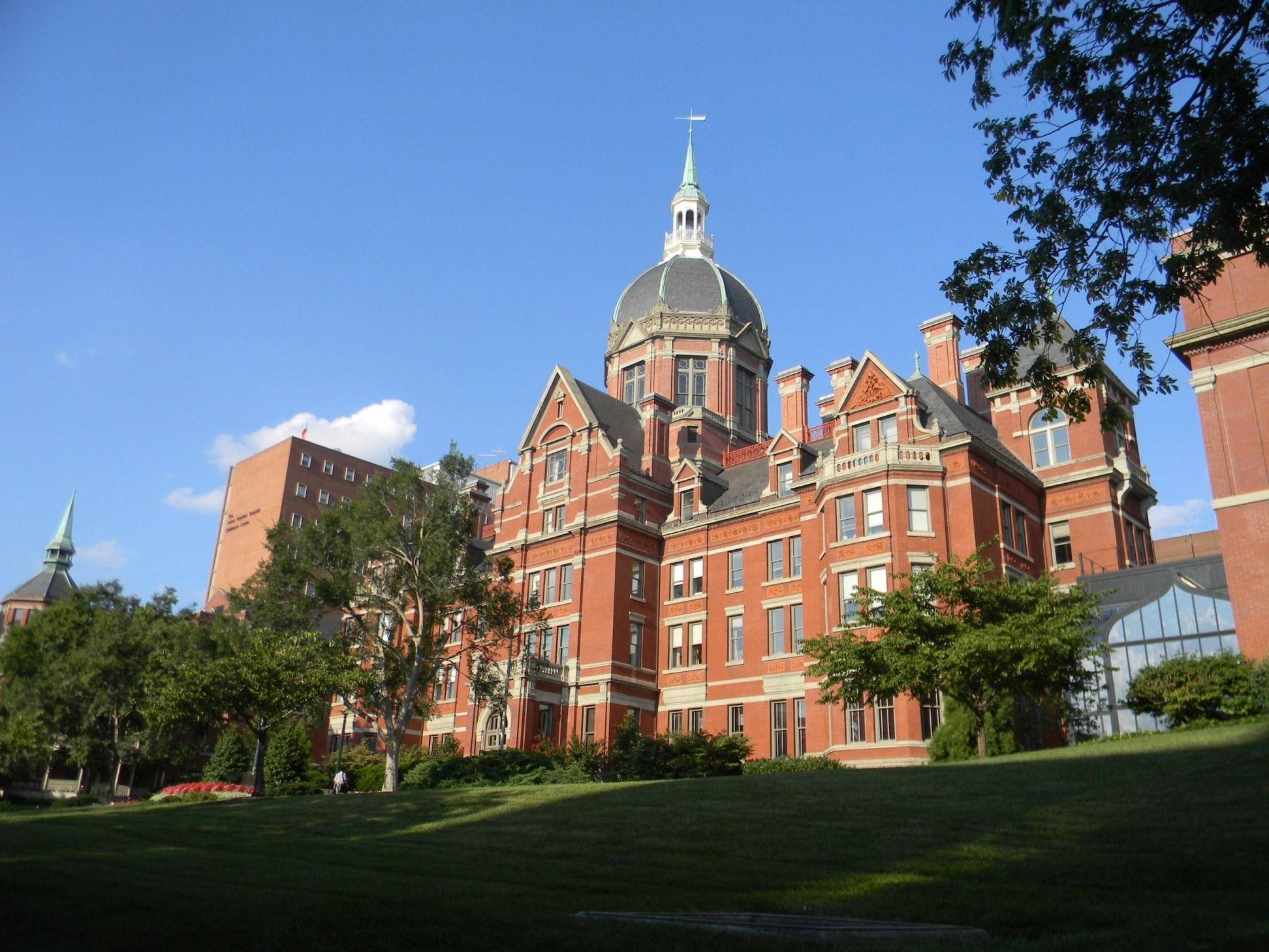 Αποτέλεσμα εικόνας για Johns Hopkins University