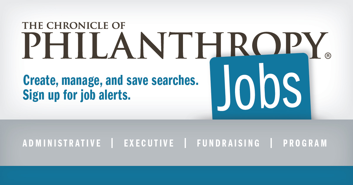 Job: Assistant Director, Communications - The Chronicle of